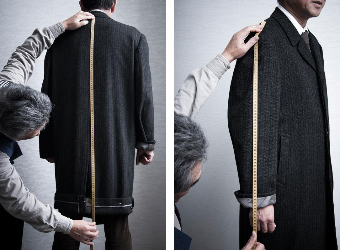 洋服リフォーム